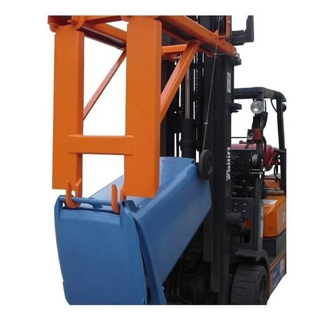 IWBL-1 Wheelie Bin Lifter