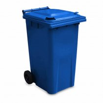 Blue 240 Litre Wheelie Bins - Main GWB