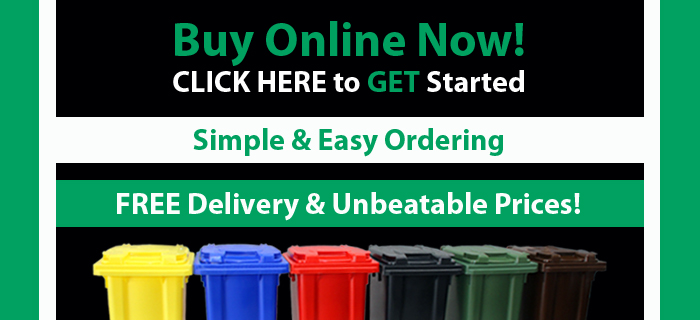 Buy Online Now at get Wheelie Bins