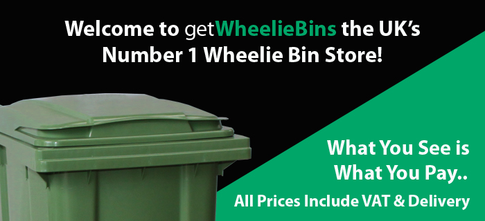 The UK's Number 1 Wheelie Bins Store!
